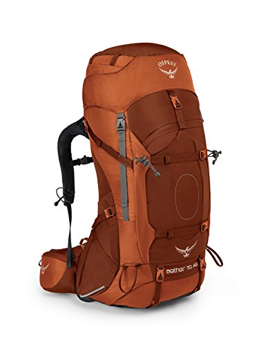 Osprey Packs Aether AG 70L Backpack.