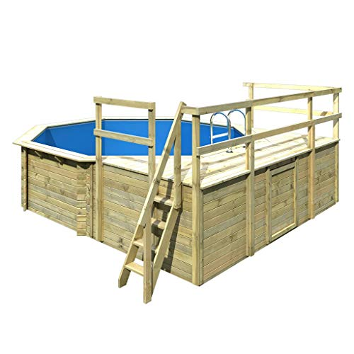 Unbekannt Karibu Pool Modell 2 Variante D