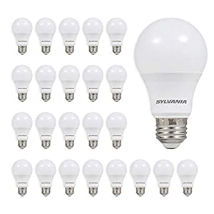 These LED lamps make an energy-efficient replacement and substitute for standard 60 watt incandescent lamps. At 9 watts, each bulb emits the bright light output of 750 Lumens These bulbs are a great energy-saving replacement for old incandescent bulb...