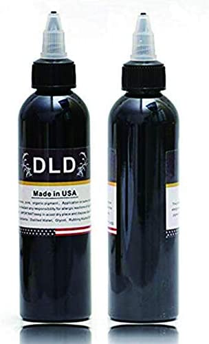 Professional 1 Bottle120ML DLD Tattoo Ink for Lining and Shading Newest Tribal Liner Shader product image
