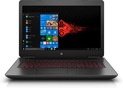 HP OMEN 17.3-inch Gaming Laptop: Core i7-7700HQ,...