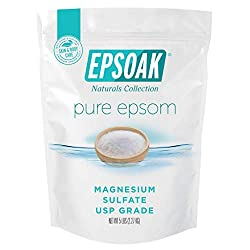 Buy a bag of epsom salt on Amazon for milk fever