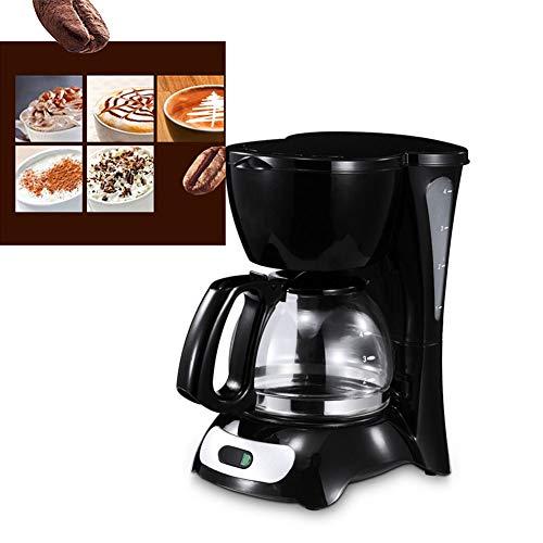 Gymy Pequeño termo de la máquina de café de la gota 4-6 personas filtro completamente automático