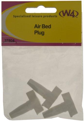 W4Stöpsel für Luftmatratzen, weiß, 3Stück