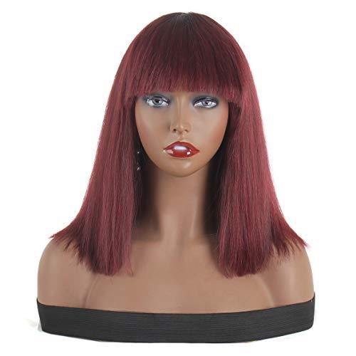 comprar pelucas borgoña en internet