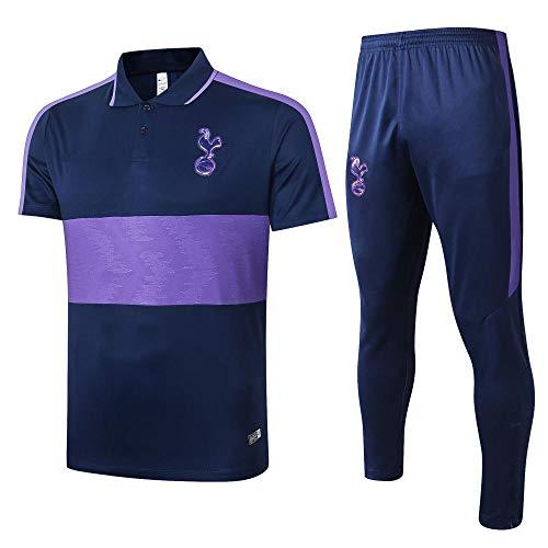 Zhaojiexiaodian korte mouwen voetbaltrainingsshirt Club Jersey set beenbroek sportswear voetbal