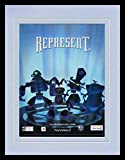 2001 Rayman Arena PS2 Framed 11x14 ORIGINAL Vintage Advertisement