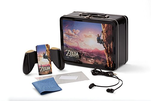 Collectible Lunchbox Kit for Nintendo Switch - Zelda Breath of the Wild: Climbing Link Edition