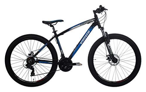 CINZIA Bicicleta BMX Freestyle Rock Boy de aluminio de 20 pulgadas