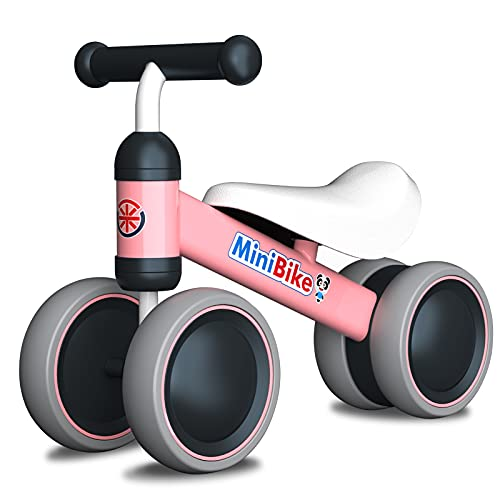 YGJT Bicicletas sin Pedales para niños 1 Año