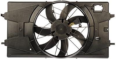Dorman 620-691 Engine Cooling Fan Assembly for Select Saturn Models