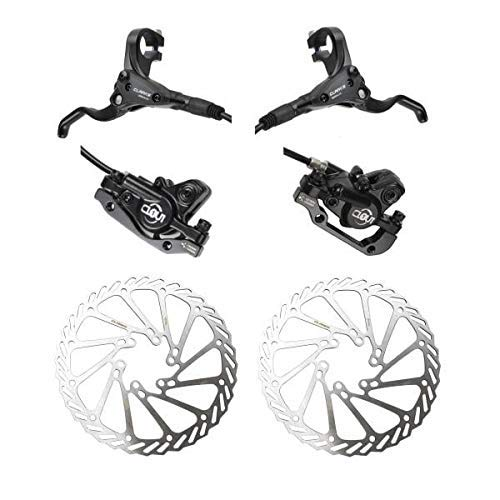 Clarks M1 Clout MTB Hydraulic Disc Brake system for Bikes with 160mm Rotors.