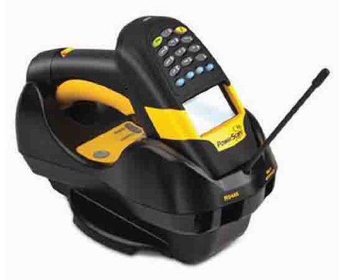 Datalogic Scanning PM8300-DK910RK10 PowerScan PM8300, 910 MHz, Kit, USB, Laser Scanner, Standard Range, Display/16-Key Keypad, Removable Battery (Pack of 5)