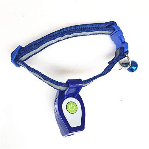 Yoin Mini-Laserspielzeug für Katzen Spielzeug Licht LED Hund Haustier Laser Zeiger Katzenspielzeug LED Laser Laser Katzentraining Tool Mit Halsband Günstige Haustierzubehör, mit Halsband, 42x25x48mm