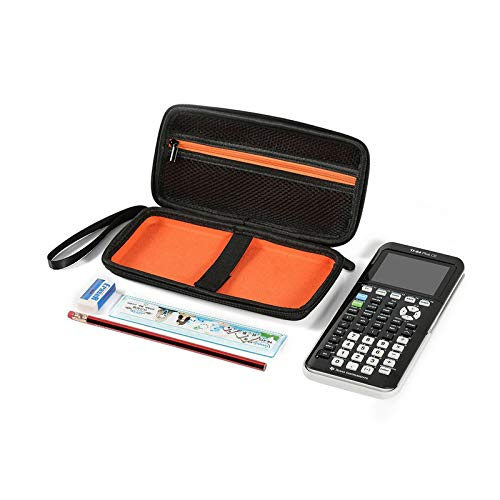 Mode harde EVA beschermhoes hoes skins tassen voor Texas Instruments TI-83 Plus, TI-84 Plus, TI-89 titanium, HP50G grafische rekenmachine Type 2