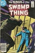 Saga of The Swamp Thing #21
