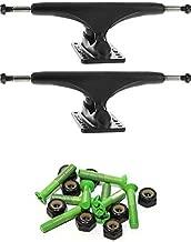 Gullwing Trucks Mission Black Skateboard Trucks - 6.25