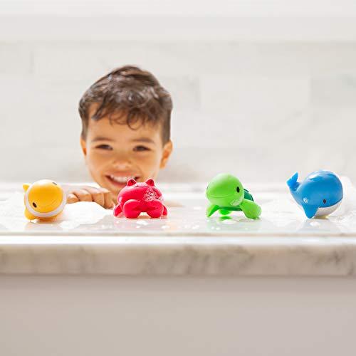 Munchkin Ocean Squirts Bath Toys, 4 Pack