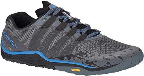 Merrell Men#039s Trail Glove 5 Sneaker Turbulence 100 M US
