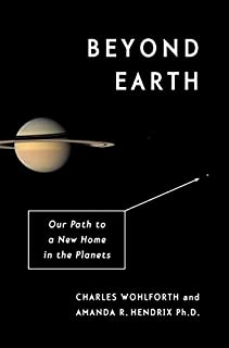 Beyond Earth cover art