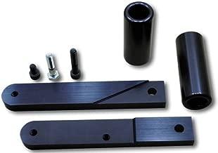 Yana Shiki A5015B Anodized Black Frame Slider Set for Honda CBR 600RR