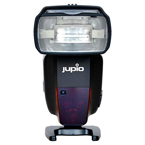 Flash JUPIO Power 600 Nikon (NG: 60 - Controlo: TTL)