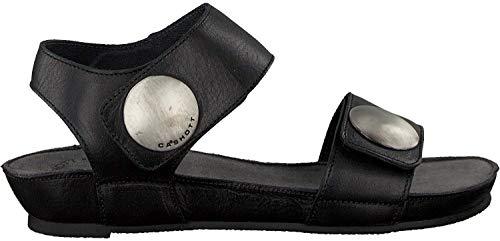 CA'SHOTT Sandale schwarz 10152-080