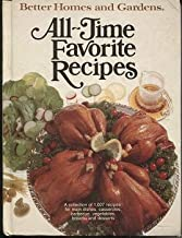 Better Homes and Gardens All-Time Favorite Recipes