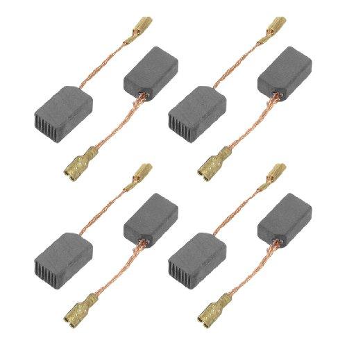 10Paar Elektro Motor Reparatur Teil Kohlebürsten 13 x 7.9 x 6.3 mm