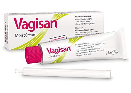 Vagisan Moist Cream White, 50 g