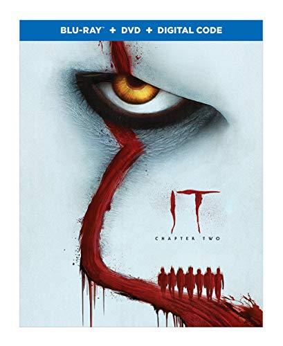 It Chapter Two (Blu-ray + DVD + Digital)