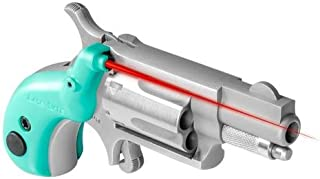 NAA Grip Laser Sight for 22lr Long Rifle fits in All Holsters and activates by Squeezing Grip in a Shooting Position Makes The Gun Very Accurate from Defensive Distance Confident Shooting