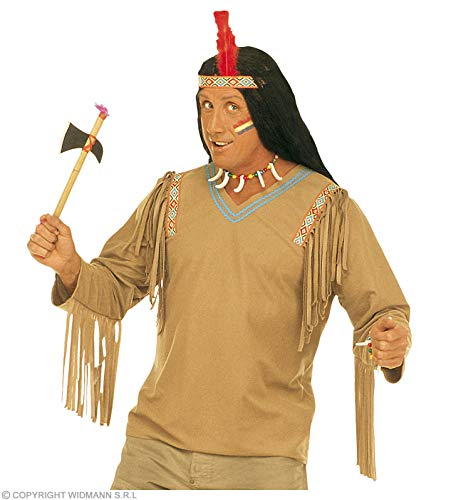 WIDMANN Disfraz de Apache Adulto Carnaval