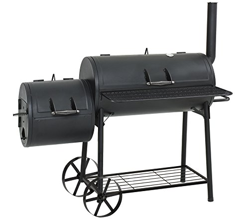 Mr. Gardener Smoker Portland L, BBQ-Smoker, aus dem Hause Landmann, Grill