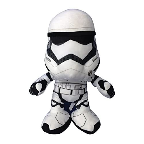 Soldato dell'Impero Truppa Imperiale First Order Stormtrooper peluche Star Wars (45 cm)