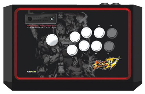 Joystick MC Street Fighter Tournam. (Tournament Edition) FightStick