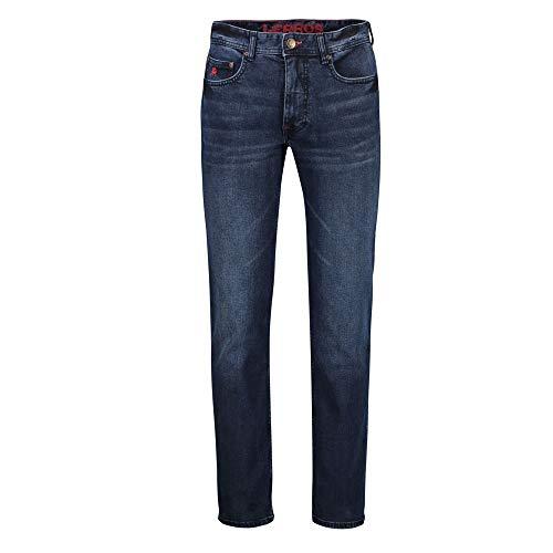 LERROS - Herren Denim Jeans (2009322), Größe:W36/L32, Farbe:Navy (485)