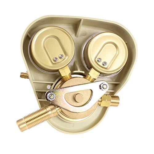 LXH-SH Das elektromagnetische Ventil Gaszähler OBC-F161 Energieeinsparung Druckminderer, Manometer Druckzylinder Minderer. Industriebedarf