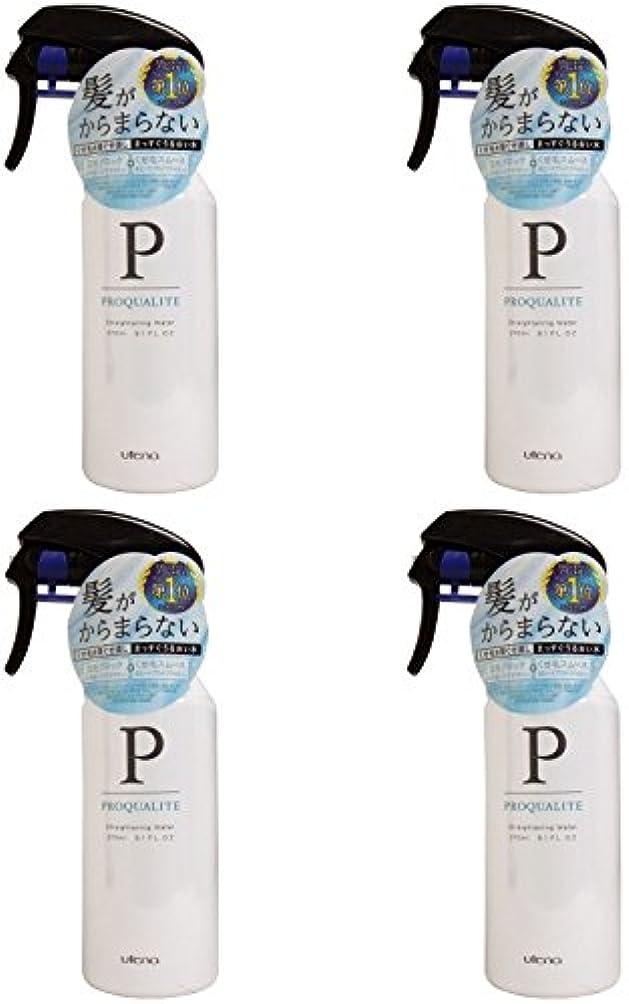 収まる専制作業【まとめ買い】プロカリテ まっすぐうるおい水【×4個】