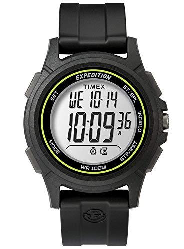 Timex TW4B12100 デジタルクォーツウォッチ