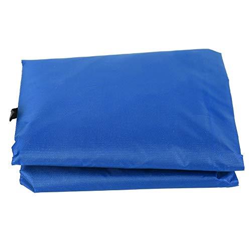 Conkergo Outdoor Swing 3?Seat Chair Waterproof Cushion Replacement for Patio Garden Yard(Dark Blue)