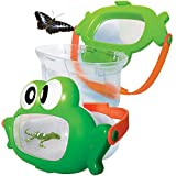 Nature Bound Critter Box Bug Catcher for Kids, Insect Container for Backyard Exploration, for Boy or Girl Toddler Ages 3 +, Green