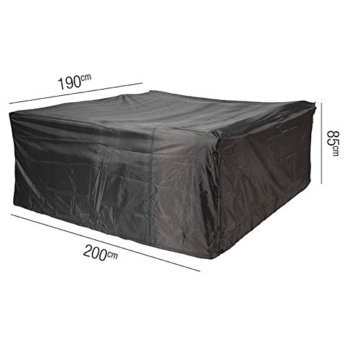 AeroCover Garden Set 200 x 190 x 85cm High Water Resistant UV Protection