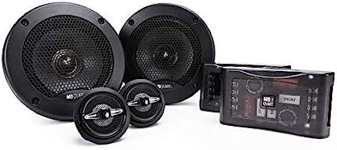 $199 » MB Quart PS1-213 Premium 2-Way Component Speaker System (Black, Pair) – 5.25 Inch Component Speaker System, 240 Watt, Car ...