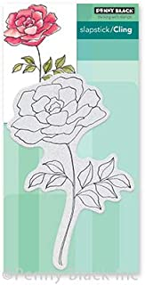 """Penny Black PB40687 Cling Stamps-Timeless 3.8""""X5.9"""""""