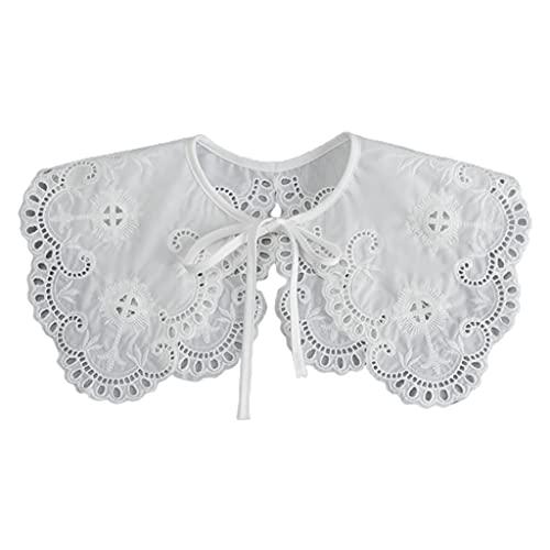 OKwife CPaired Collares con Correas de fijación Collares de Mariposa con Bowknot Conexión de fijación Decoración de Hombro con Bowknots