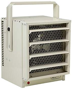 NewAir G73 Hardwired Electric Garage Heater Heats up to 500 square feet  Renewed