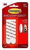 Command 3M Tiras Gandes para Reemplazo ( 1 Paquetes con 6 Tiras)