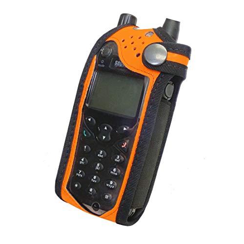 Sepura SRP2000 SRP3000 - Funda para radio Tetra (alta visibilidad), color naranja