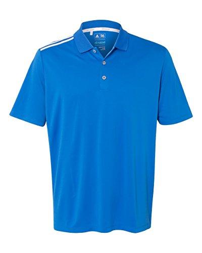 adidas A233 Men's Men's 3-Stripes Shoulder Polo